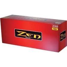 Zen 100mm Full Flavor Cigarette Tubes