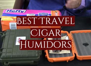 Best Travel Cigar Humidors