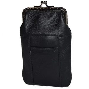 Leather Cigarette Case Pack Holder Regular