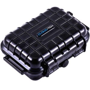 CloudTen Mini Smell Proof 5 inch Odor Resistant Case Compatible